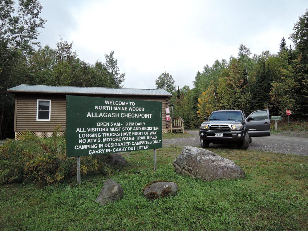 North Maine Woods: 92 Main, Ashland, ME