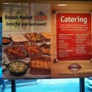 ... Photo of Boston Market - Omaha, NE, United States. They Cater