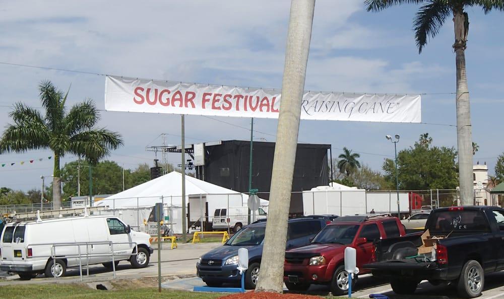 Clewiston Sugar Festival: 110 W OSCEOLA AVE, Clewiston, FL