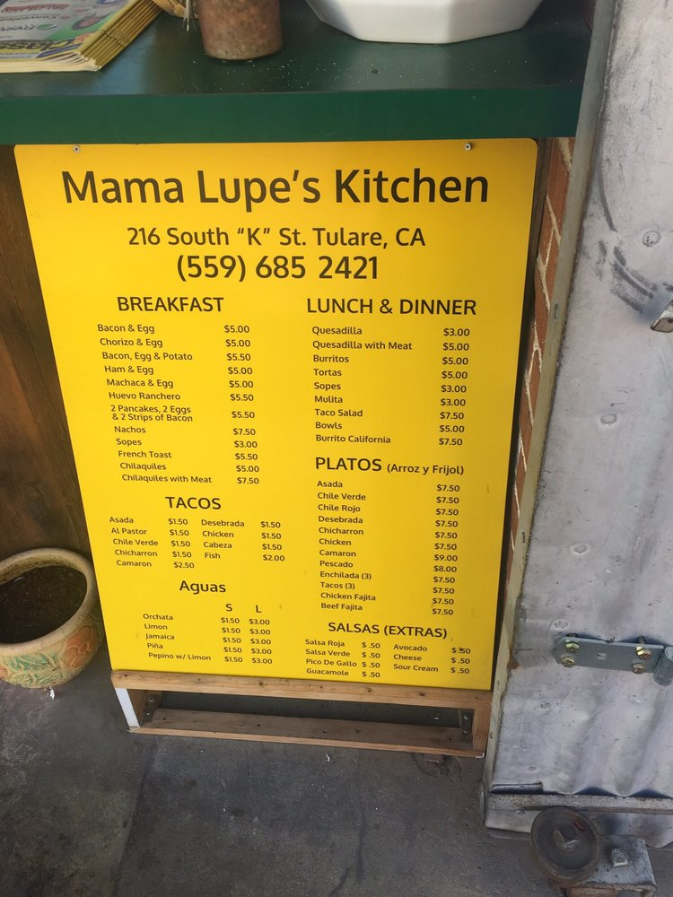 Mama Lupe S Home Page