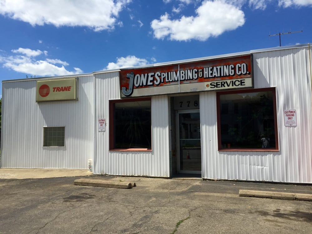 Jones Plumbing & Heating: 778 Water St, Meadville, PA