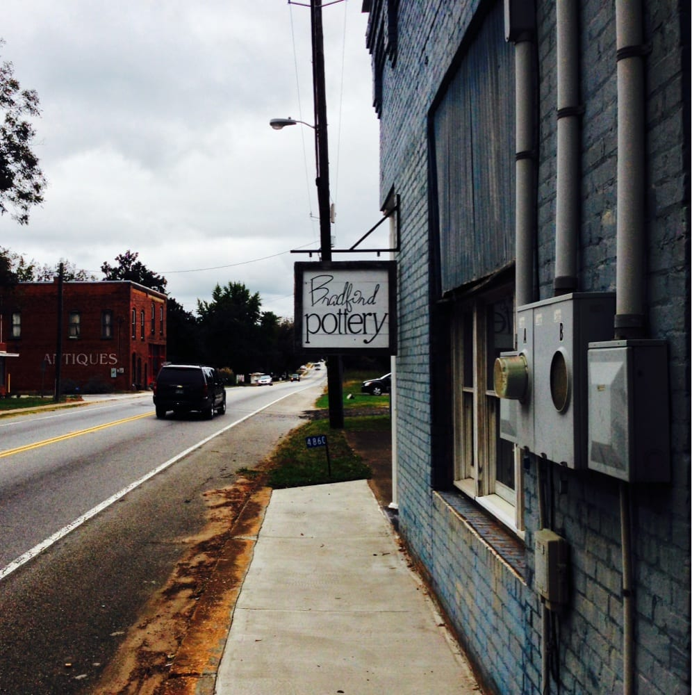 Bradford Pottery: 4860 Macon Hwy, Bishop, GA