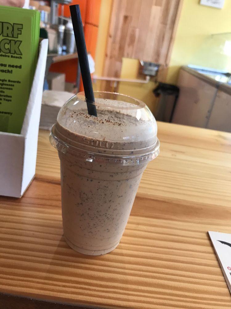 Madeira Coffee & Creamery: 14201 Gulf Blvd, Madeira Beach, FL