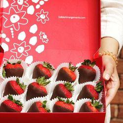 Chocolate covered strawberries stockton ca