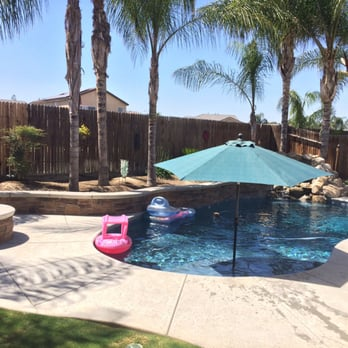 Rock bottom 54 photos swimming pools 2724 landco dr for Landscaping rocks bakersfield ca