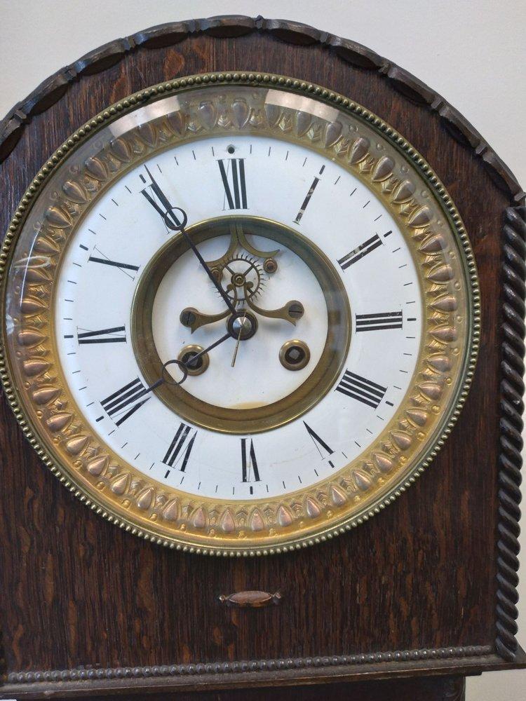 Perfect Timing Clock Shop: 2278 W New Orleans St, Broken Arrow, OK