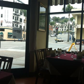 Photo Of Bollywood Indian Restaurant Ventura Ca United States View From Inside