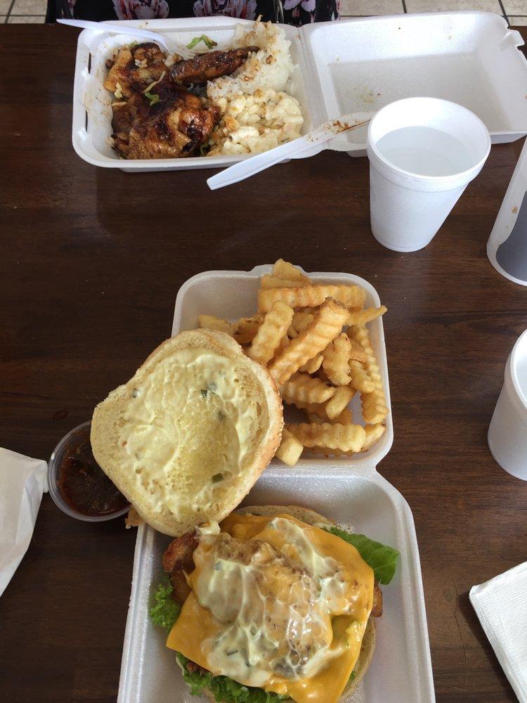Kurtistown Cafe: 17-353 Volcano Rd, Kurtistown, HI