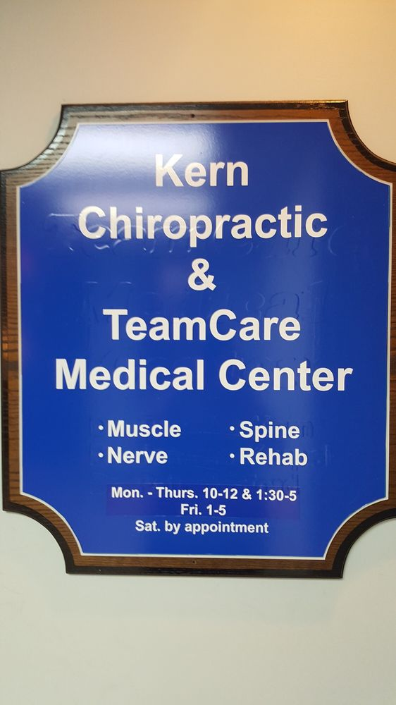 Kern Chiropractic & Teamcare Medical Centers