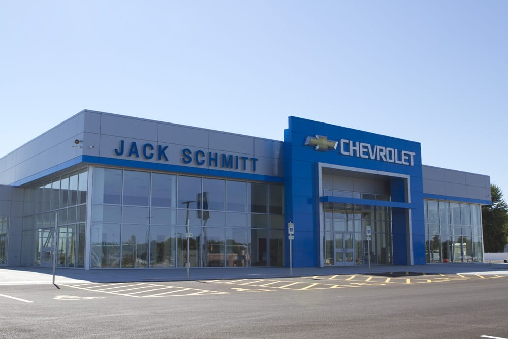 Jack Schmitt Chevrolet >> Jack Schmitt Chevrolet Of Wood River New 10 Reviews