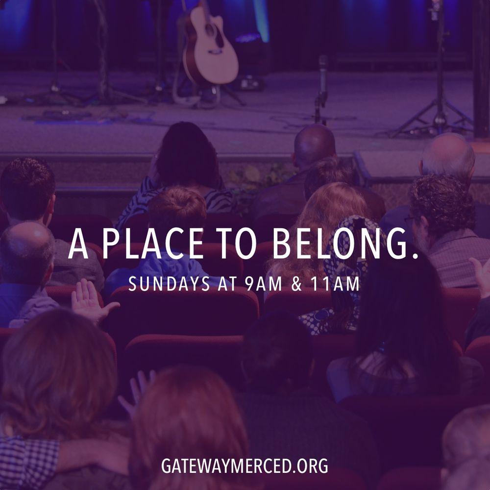 Gateway Community Church: 353 E Donna Dr, Merced, CA