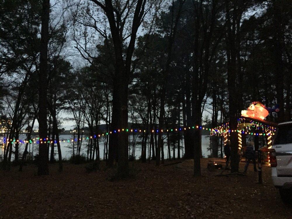 Martin Creek Lake State Park: 9515 County Rd 2181D, Tatum, TX