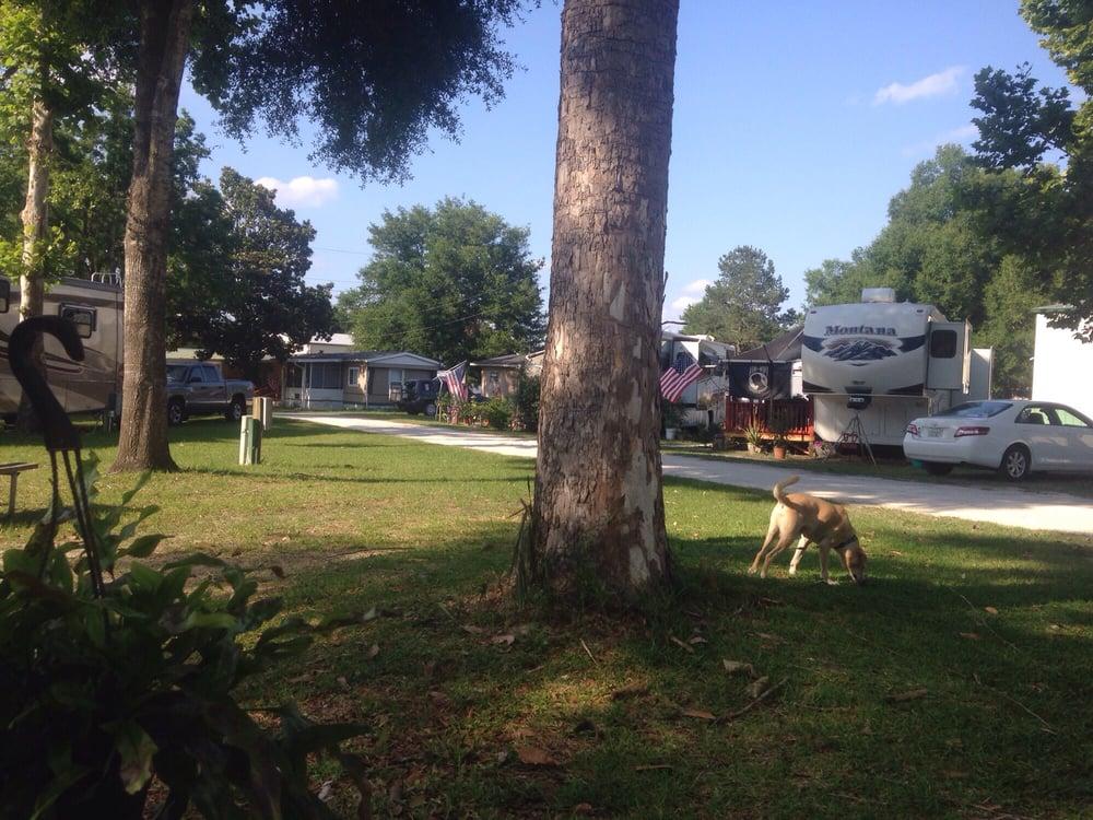 Casey Jones Campground: 185 SW Arrowhead Ter, Lake City, FL