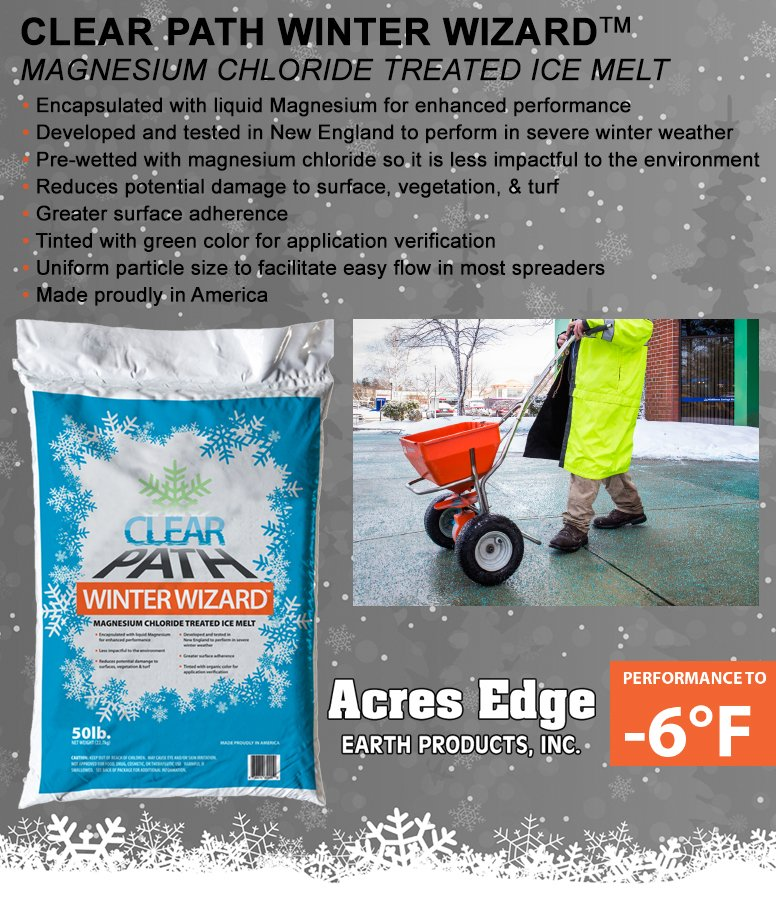 clear path winter wizard magnesium chloride treated ice melt yelp