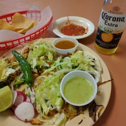 Authentic Mexican Food Tulsa Ok