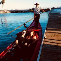 Photo Of Sunset Gondola Huntington Beach Ca United States Us With The