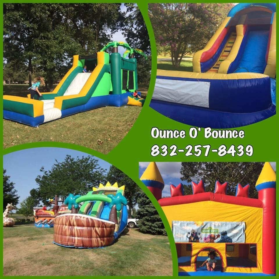 ounce o u0027 bounce inflatable party rentals 13 photos party
