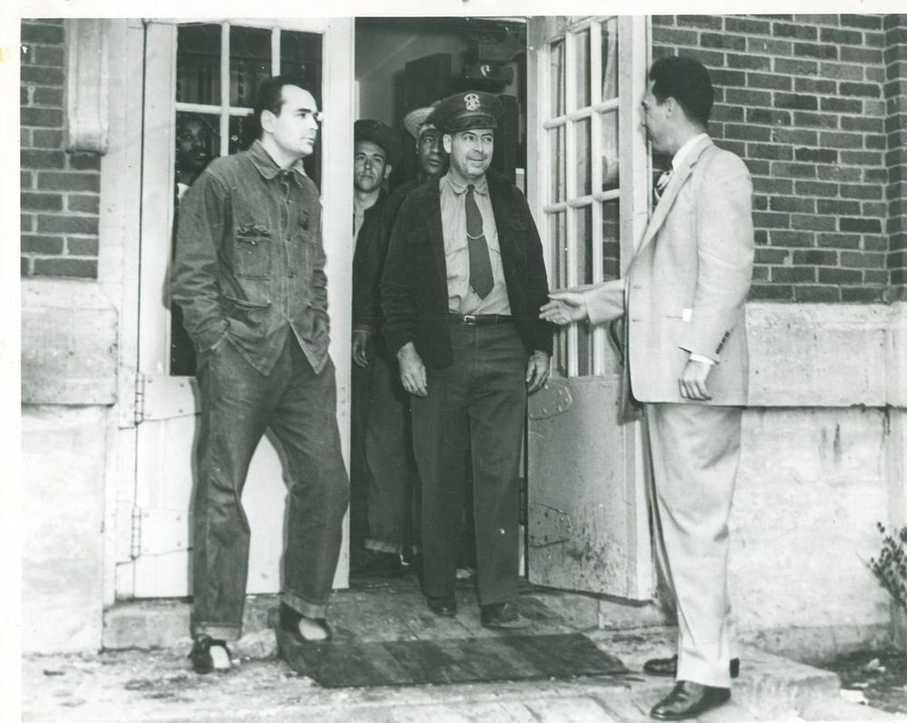 Historic prison Tours: 100 Armory Ct, Jackson, MI