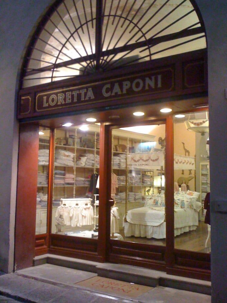 half off 37c5c 579d2 Caponi Loretta - Fashion - Piazza degli Antinori 4R, Duomo ...