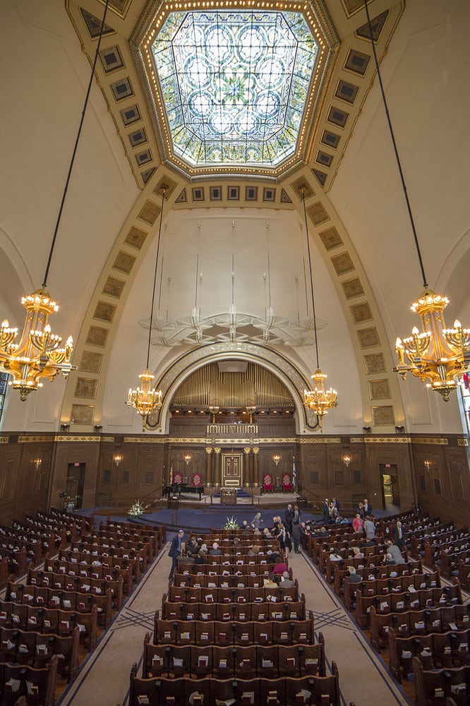 Rodef Shalom Congregation: 4905 5th Ave, Pittsburgh, PA