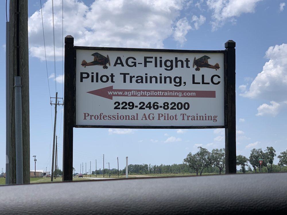 AG Flight Pilot Training: Bainbridge, GA