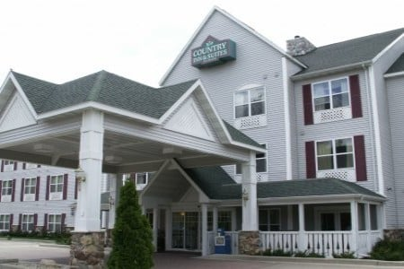 Country Inn & Suites By Carlson-Stevens Point: 301 Division St, Stevens Point, WI