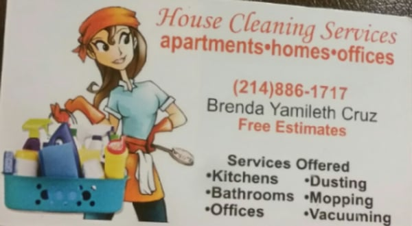 photo of house cleaning services dallas tx united states