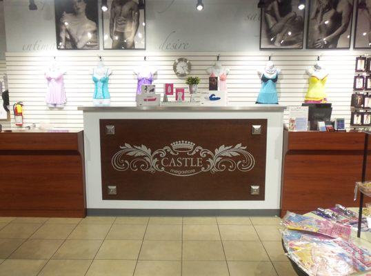Castle megastore silverdale wa