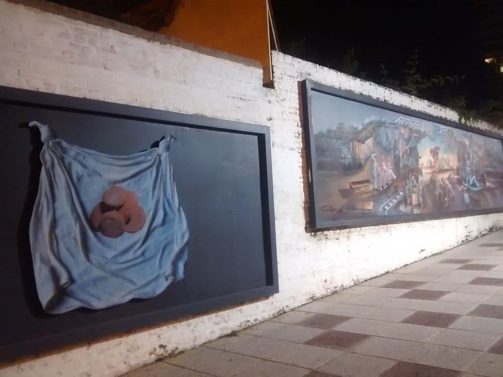 Murales y graffitis arte callejero av c rdoba 1992 for Graffitis y murales callejeros