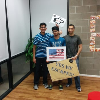 Escape Room For  People Houston
