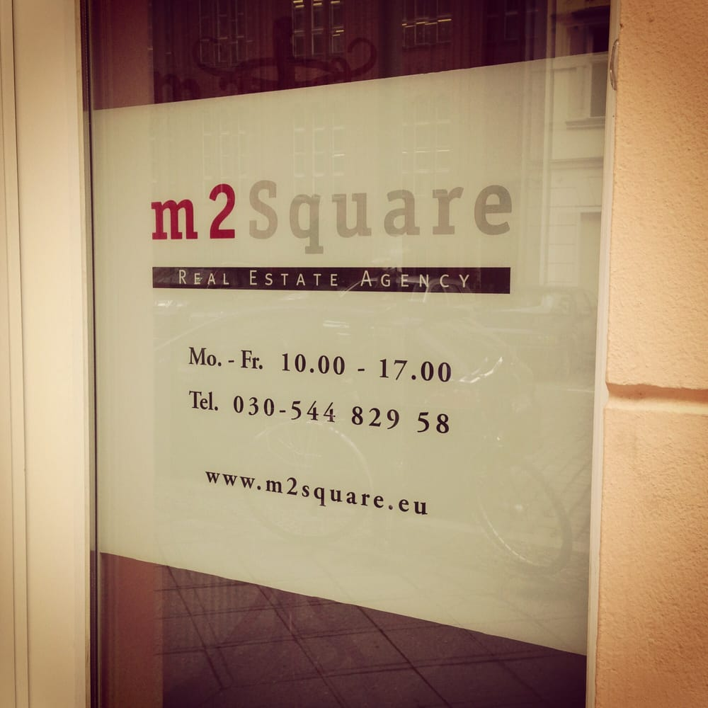 m2Square - 11 foto - Agenzie immobiliari - Kastanienallee 2, Prenzlauer Berg, Berlino, Berlin ...