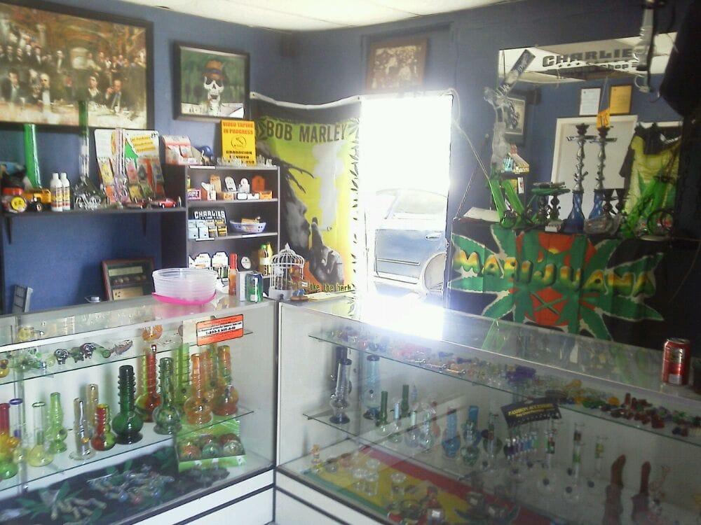 Charlie's Smoke Shop: 1729 E Florence Ave, Los Angeles, CA