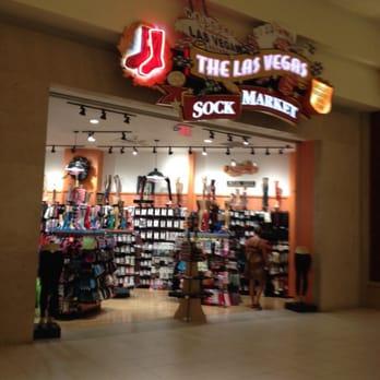 Las Vegas Sock Market at the Mandalay Bay Hotel - 61 Photos