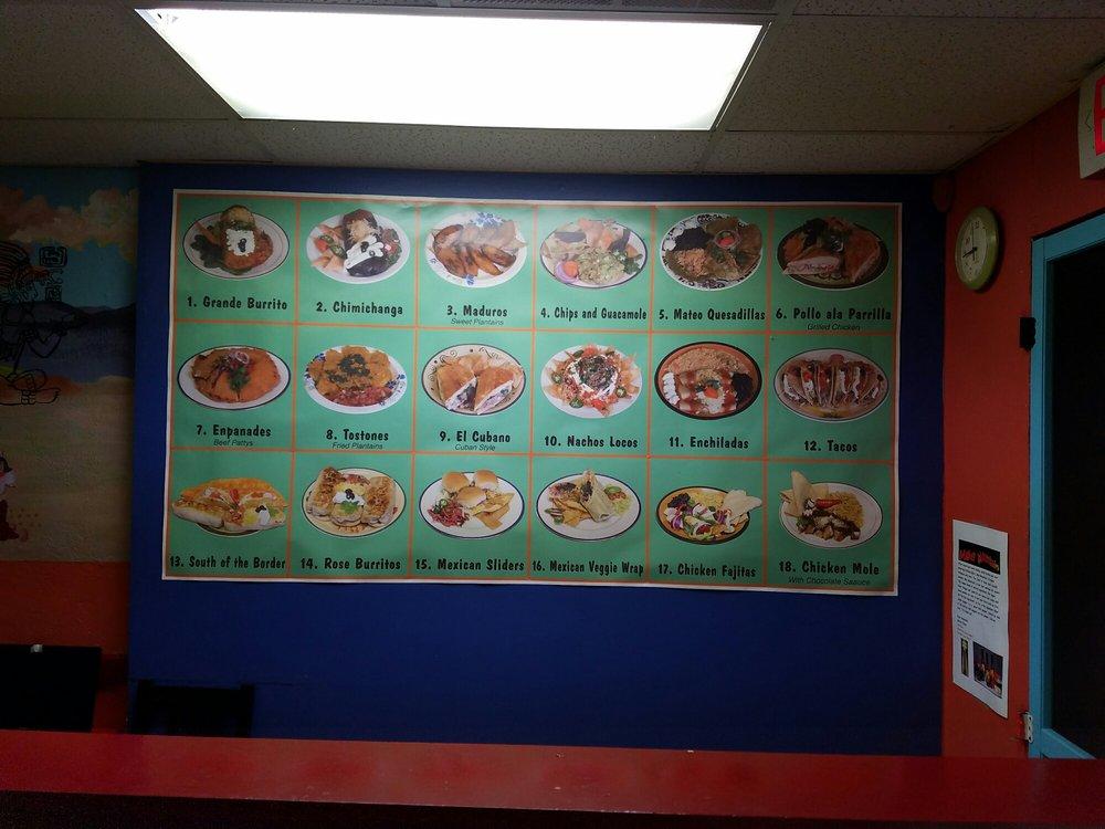Mexican Restaurants West Milford Nj
