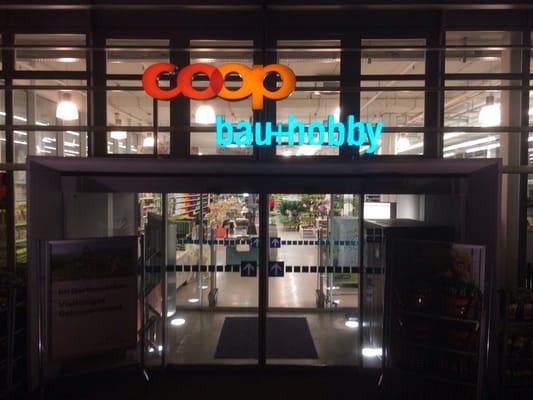 Coop Bau Hobby Building Supplies Grabenwisstrasse 5