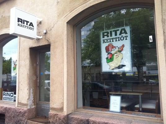 Rita Keittiöt  Home & Garden  Porvoonkatu 16, Alppila, Helsinki, Finlan