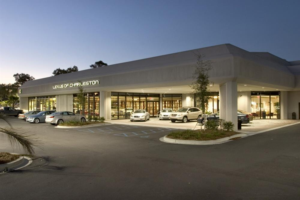Lexus Dealership Near Me >> Hendrick Lexus Charleston - 15 Photos & 29 Reviews - Car ...