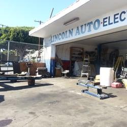 Lincoln Auto Electric 34 Reviews Auto Repair 2545 Lincoln Blvd