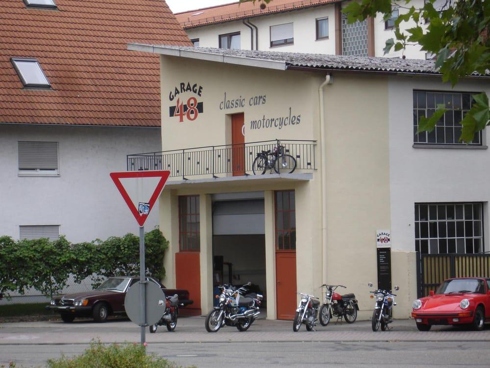 garage 48 autohaus karlsruher str 48 hockenheim baden w rttemberg deutschland yelp. Black Bedroom Furniture Sets. Home Design Ideas