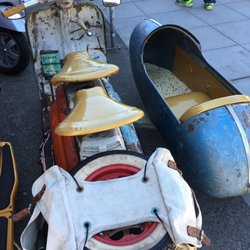 Vespa Seattle - CLOSED - 3861 1st Ave S, Industrial District