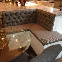 Good Photo Of Ambrose Upholstery   Austin, TX, United States. Custom Banquette  Cushions