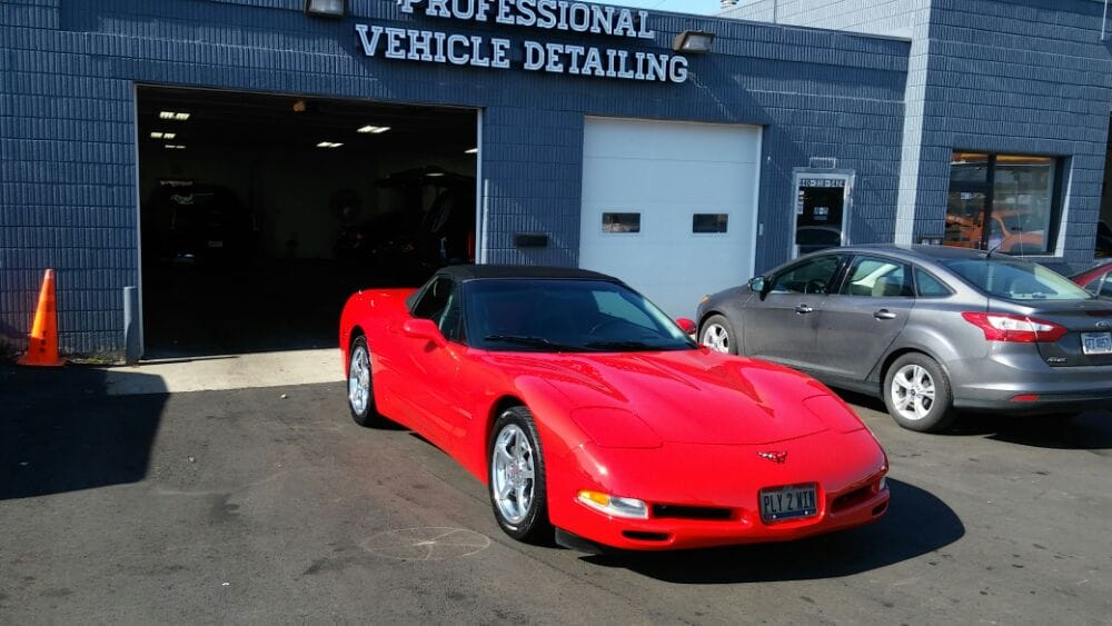 Professional Vehicle Detailing: 4610 Warrensville Ctr Rd, North Randall, OH