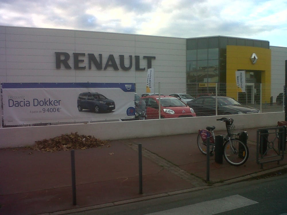 renault retail group used car dealers 75 avenue des etats unis fondeyre lallande. Black Bedroom Furniture Sets. Home Design Ideas