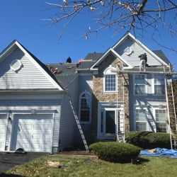 Photo Of Complete Roofing Solutions   Rockville, MD, United States. New Roof  Installed