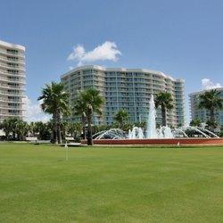 Photo Of Caribe Resort Orange Beach Al United States Serene Fountain At