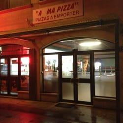 A ma pizza pizza 156 rue fr d ric s v ne talence for Restaurant talence