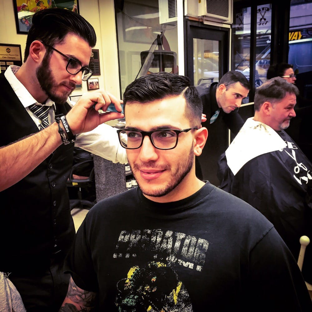Olde Tyme Barbers: 117 E 41st St, New York, NY