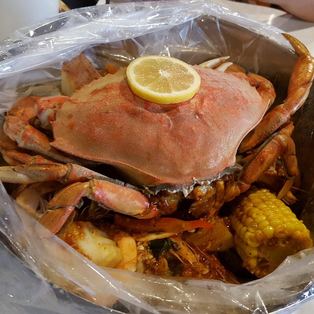 Combo # 5 2 Lb Dungeness Crab $ 53.99 7.2016 Birthday
