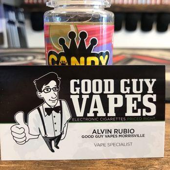 Good Guy Vapes - 10970 Chapel Hill Rd, Morrisville, NC