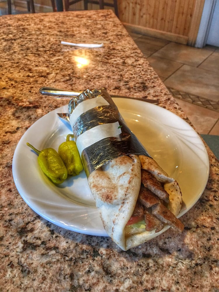 Lamb gyro the best i have ever tasted yelp for Aroma mediterranean cuisine king of prussia